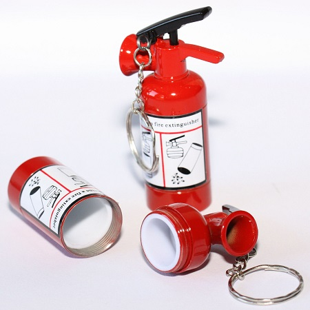 Fire Extinguisher Heavy Duty Stash Safe