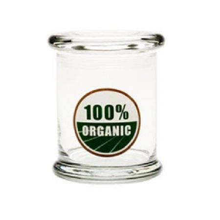 420 Classic Jar 100% Organic