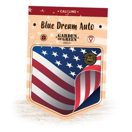 Blue Dream Auto - Feminized - Garden of Green