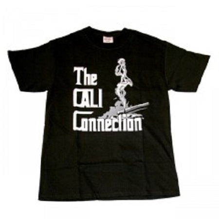 The Cali Connection - Original Logo T-Shirt