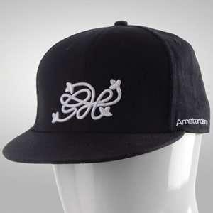 Green House Seed Co Hip Hop 3D Black Cap
