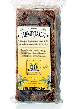 Hemp Jack Flapjack
