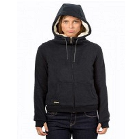 Hemp Hoodlamb Clothing Women's Hemp Furry Hoody