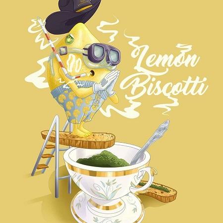 Lemon Biscotti - Feminized - Penthouse Cannabis