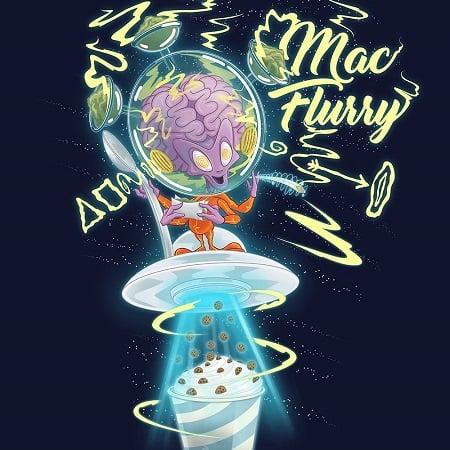Auto MAC Flurry - Feminized - Penthouse Cannabis