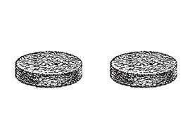 Volcano (Spare Parts) - Liquid Pads Set