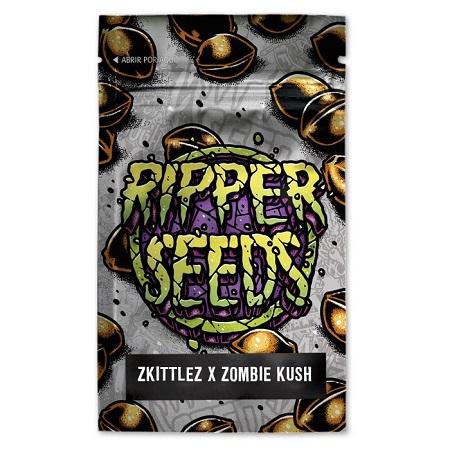 Zkittlez x Zombie Kush - Feminized - Ripper Seeds