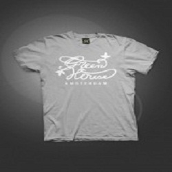 Green House Clothing Grey Short Sleeve T-Shirt