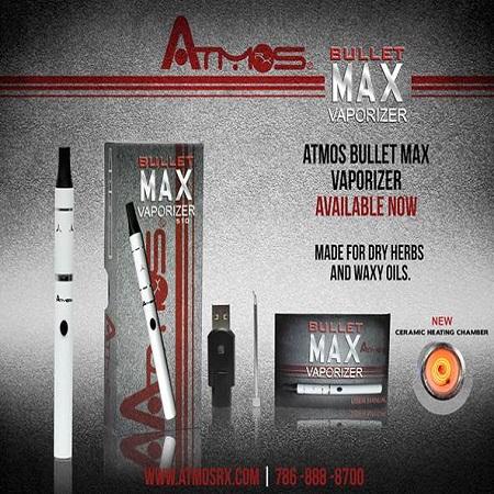 Atmos 510 Bullet Max Vaporizor