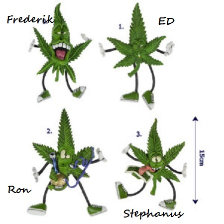 Cannabuds Critter Sitter Magnets