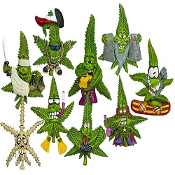 Cannabuds Magnets.
