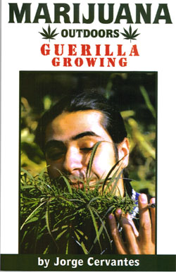 Marijuana Outdoors- Guerilla Growing