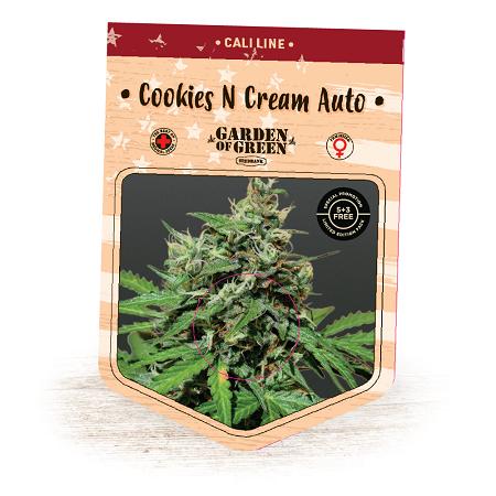 Cookies N Cream Auto – Feminized – Garden of Green