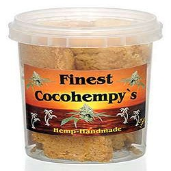 Finest Cocohempy's Coconut Hemp Cookies