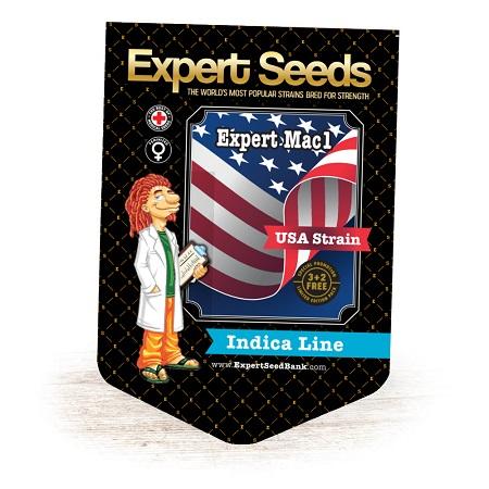 Expert Mac1 - Feminized - Expert Seeds