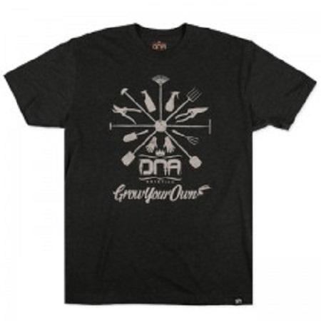 DNA Genetics Garden Tools T-Shirt