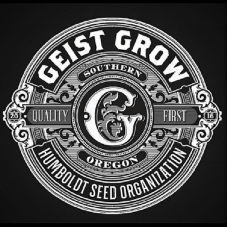 Geistgrow OG S1 - Feminized - Geist Grow