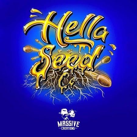 GAK Doe - Regular - Hella Seed Co