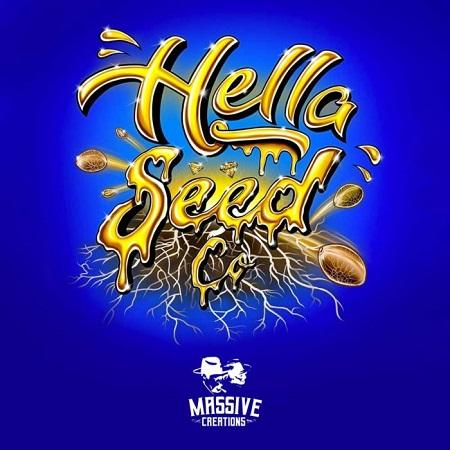 Blue GAK - Regular - Hella Seed Co