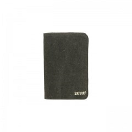 Hemp Large Folding Wallet