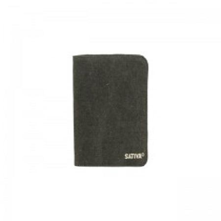 Hemp Large Folding Wallet