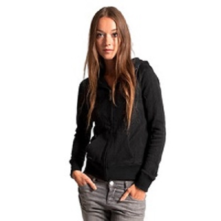 Hemp Hoodlamb Clothing Ladies Hemp Hoodlamb Zip Up Hoodie