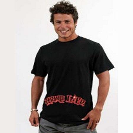 Hemp Hoodlamb Clothing Men's Hemp Life T-Shirt
