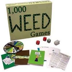 1000 Weed Games