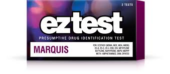 Marquis – for Ecstasy, DMA, MDMA, Amphetamine and more