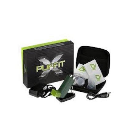 Discreet Vape PUFFiT-X Portable Vaporizer