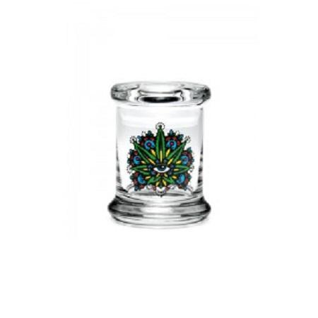 420 Classic Jar Leaf Eye