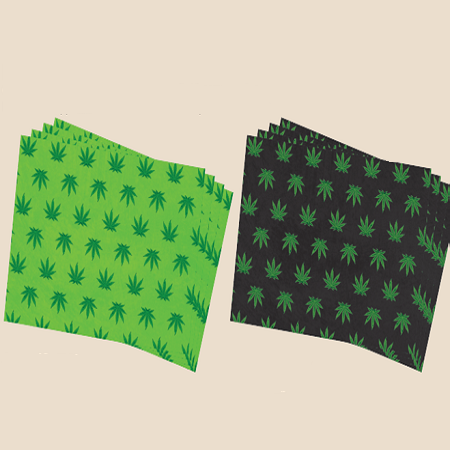 Leaf Wrapping Paper