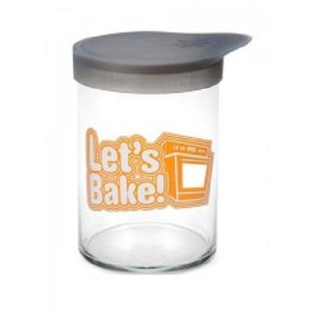420 Soft Top Jar Let's Bake