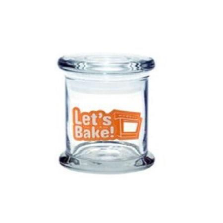 420 Classic Jar Let's Bake