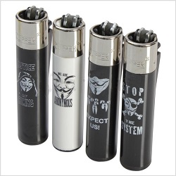 Anonymous Clipper Lighter Limited Edition