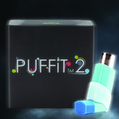 PUFFiT-2 Portable Vaporizer