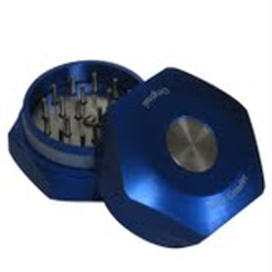 Quick Herb Grinder in Blue