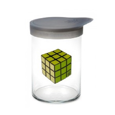 420 Soft Top Jar Rubik's Cube
