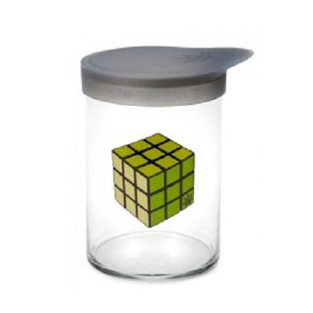 420 Soft Top Jar Rubik's Cube