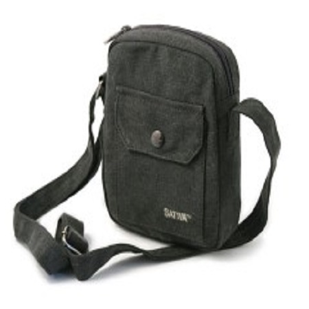 Sativa Hemp Shoulder Bag