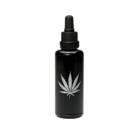 Silver Leaf Design 420 Science Dropper