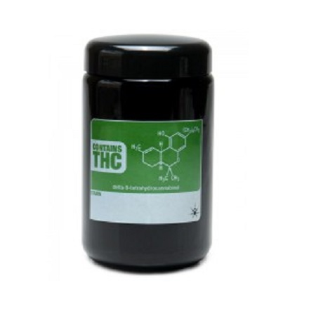 420 UV Stash Jar THC Write & Erase