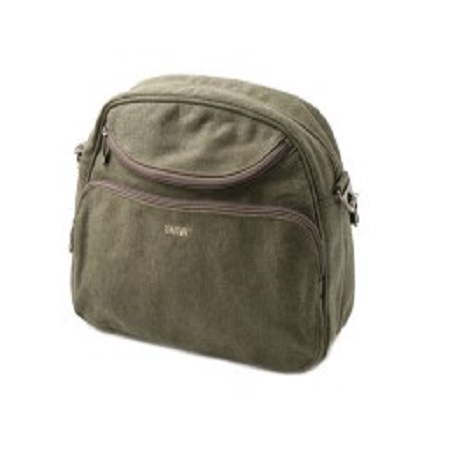 Sativa Hemp Travel Shoulder Bag