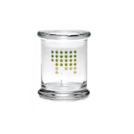420 Classic Jar Weed Invaders