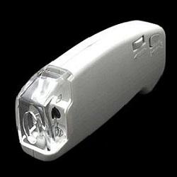 80x LED Illuminated Light Hand Held Microscope