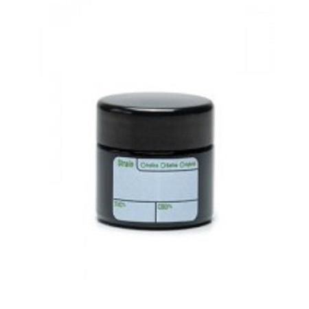 420 UV Stash Jar Modern Write & Erase
