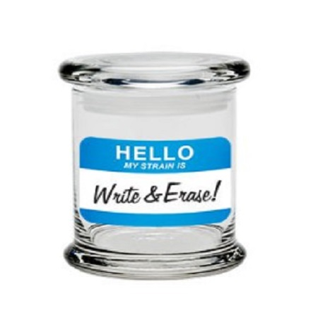 420 Classic Jar Write & Erase