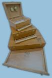 OOBox Dry Sift Screen Box
