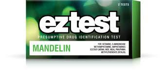 Mandelin Ecstasy, Ketamine, PMA and more