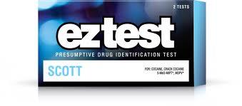 Scott – for Cocaine, Crack Cocaine, MDVP and 5-MeO MiPT